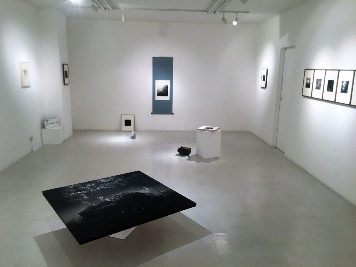 Shin Tukinaga exhibition 2017-うつろいときよし水のはざまにて-