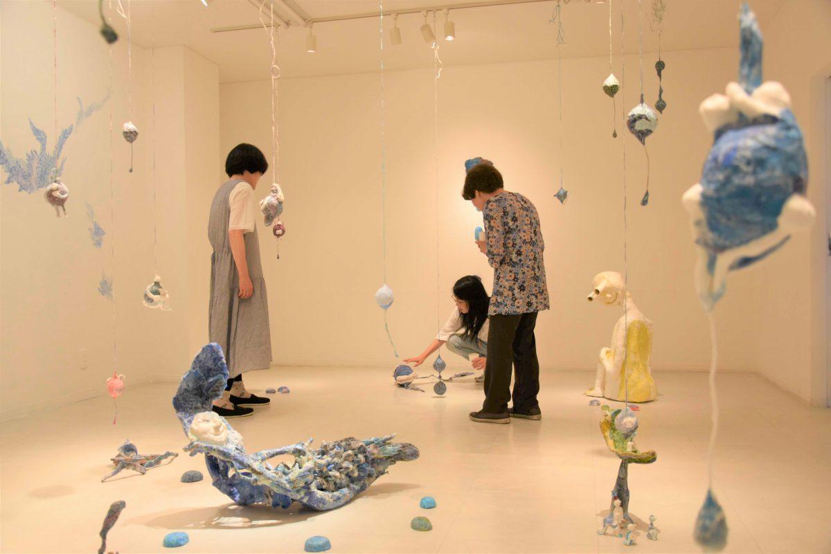 屋久島 kanae funahashi 個展2017